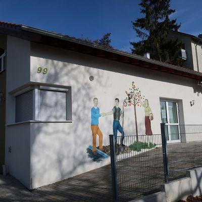Vereinsheim Bürger- und Siedlergemeinschaft Steinhaldenfeld