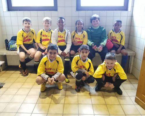 F-Jugend des TSV mit Klasse-Vorrunde
