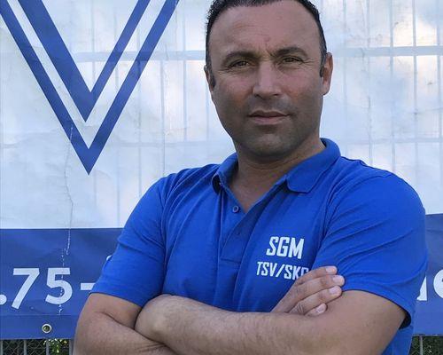 Neuer Trainer bei der Spielgemeinschaft TSV Steinhaldenfeld / SKG Max-Eyth-See