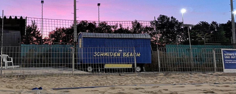 Die Beach-Saison neigt sich dem Ende zu