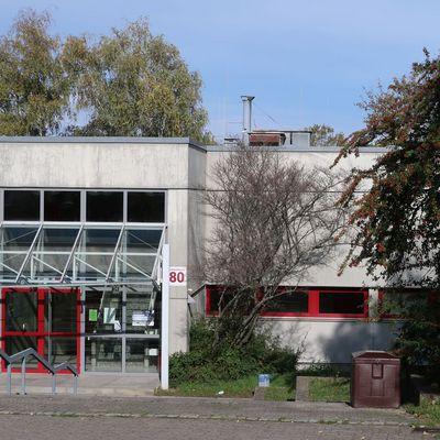 Turn- und Versammlungshalle Steinhaldenfeld
