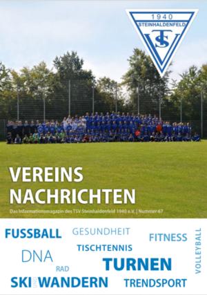 TSV Vereinsnachrichten 2020 - Nummer 67